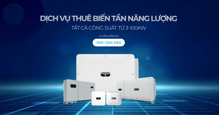 Thuê biến tần Huawei