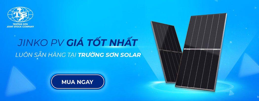 Pin mặt trời thanh hóa