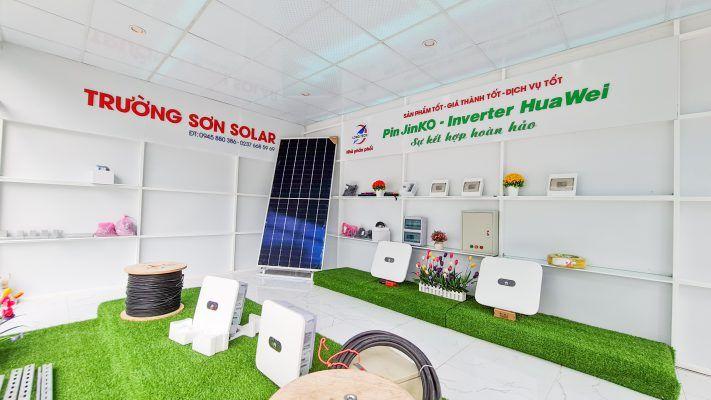 đại lý trường sơn solar điện mặt trời