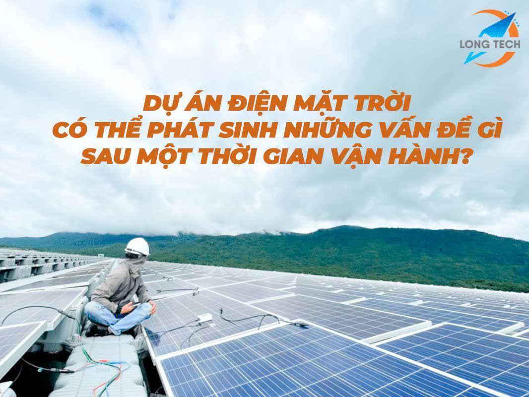 Kiểm tra điện mặt trời